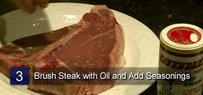 Tenderloin Steak, Prepared