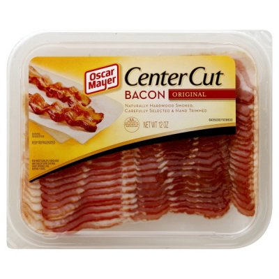 Bacon, Center Cut, Original