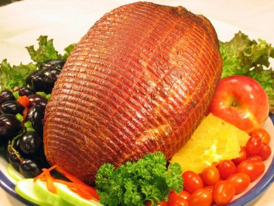 Uncured Smoked Ham