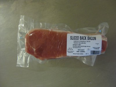 Bacon - Retail, Retail Thick Sliced Sweet Apple-Wood Smoked 16ct/1lb