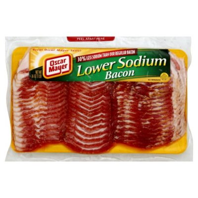 Bacon, Lower Sodium