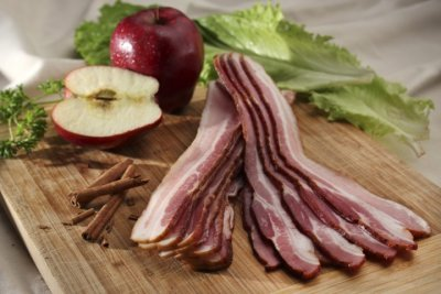 Premium Sliced Bacon, Hardwood Smoked