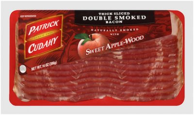Bacon, Fully Cooked, Smoked with Sweet Apple Wood