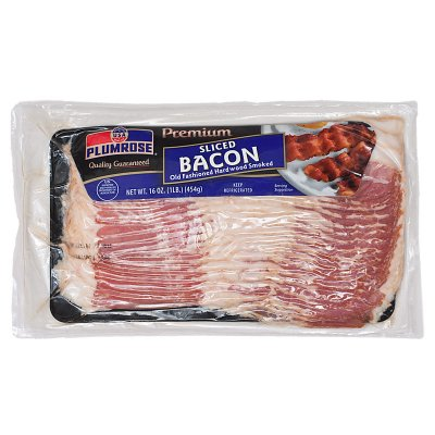 Gourmet Thick Sliced Maple Flavored Bacon