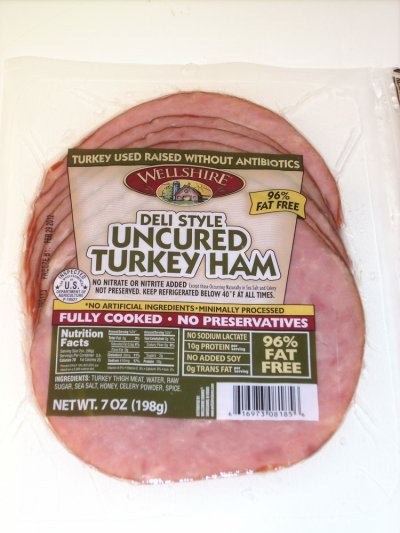Organic Cooked Uncured Ham