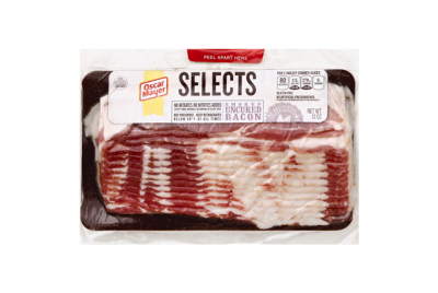 Selects, Smoked Uncured Bacon