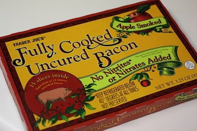 Bacon - Fully Cooked Uncured Apple Smoked