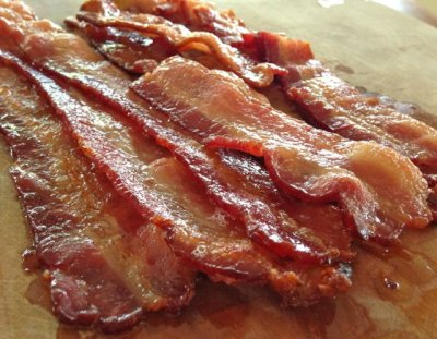Bacon, Maple