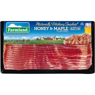 Bacon, Honey & Maple Flavored
