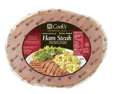 Ham Steaks, Traditional