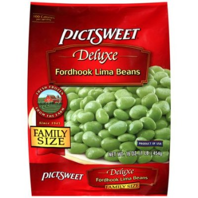 Lima Beans, Deluxe Fordhook