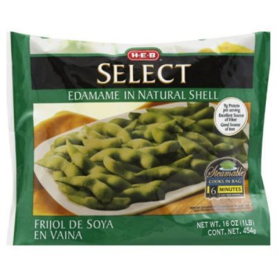 Select Edamame In Natural Shell
