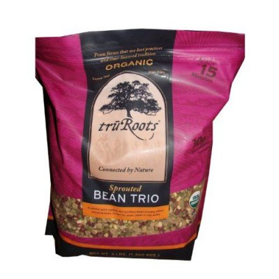 Sprouted Bean Trio, Organic