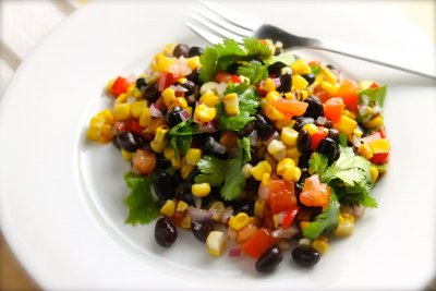 Flavorful Black Beans