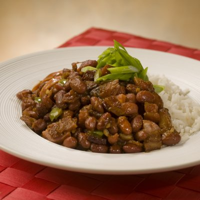Cajun Rice & Small Red Beans, Organic