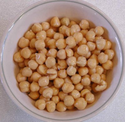 Garbanzos Chick Peas