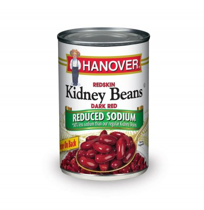 Reduced Sodium Dark Red Kidney Beans