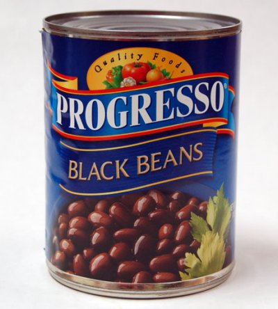Black Beans, Canned