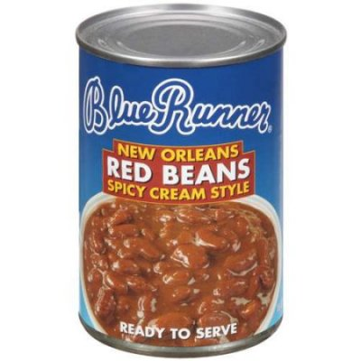 New Orleans Spicy Cream Style Red Beans