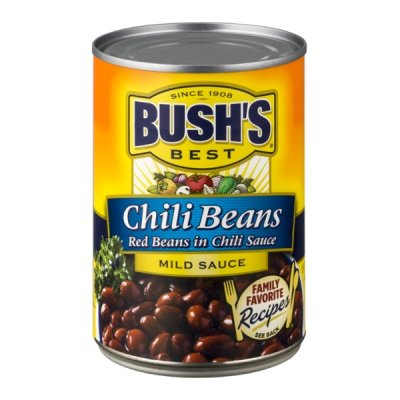 Chili Beans, Red Beans In Chili Sauce Mild