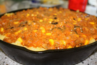 Salsa Style Vegetarian Refried Pinto Beans