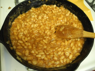 Baked Beans, Organic, Maple & Onion