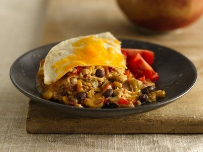 Refried Beans, Instant Southwestern Style