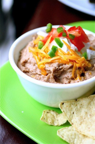 Refried Beans,Vegetarian 98% Fat Free 16 Oz