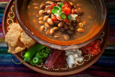 Charro Beans Spicy, Texas Style