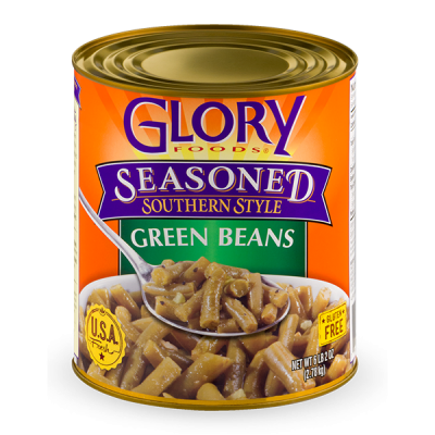 Great Northern Beans,Seasoned W/Pork