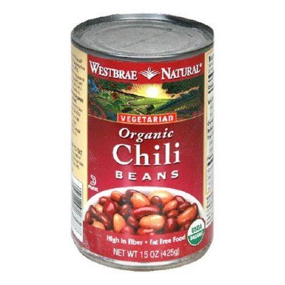 Organic Vegetarian Beans, Baked Beans, In a Hearty Tomato Sauce