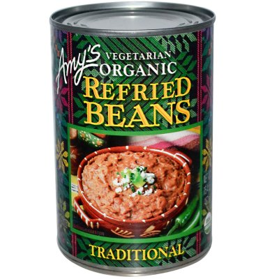 Traditional Refried Beans