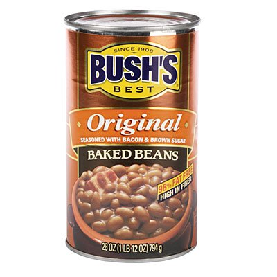 Baked Beans, Original, with Brown Sugar & Bacon
