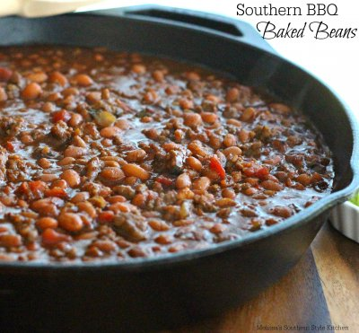 Brown Sugar Hickory, Baked Beans