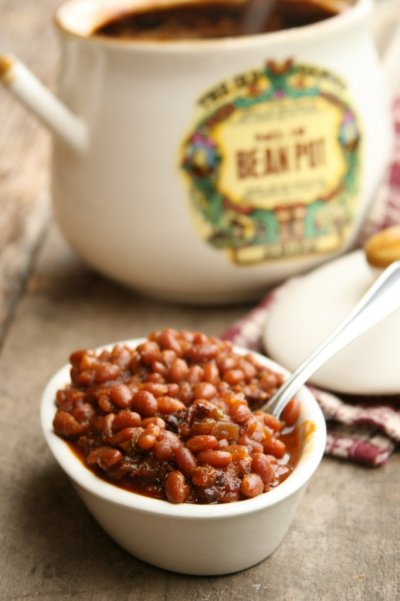 Countrry Style Baked Beans