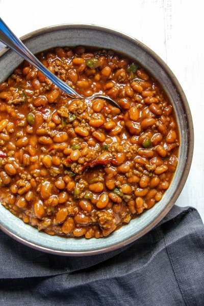 Grillin' Beans, Southern Pit Barbecue