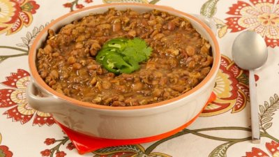 Pinto Beans, with Jalapeno Peppers