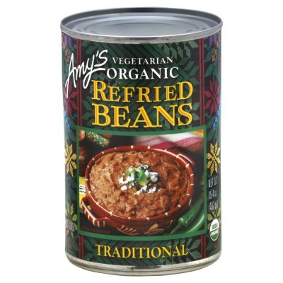 Refried Beans,Traditional Mexican Style