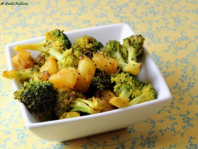 Broccoli & Potatoes