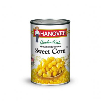 Golden Sweet Corn, Whole Kernel