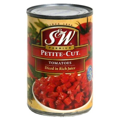 Petite Diced Tomatoes in Juice