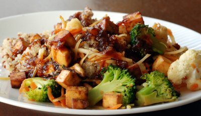 Teriyaki Vegetables