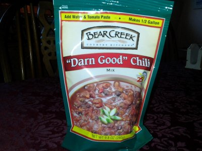 Chili Mix, Darn Good