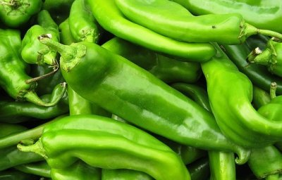 Chopped Green Chiles