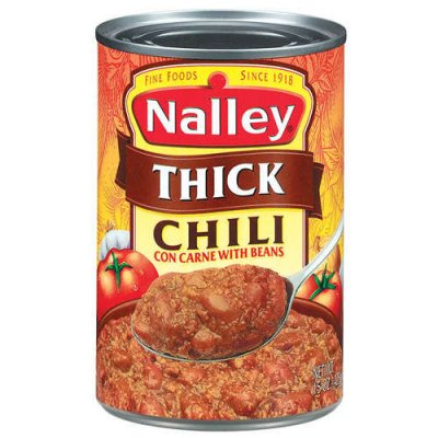 Thick Chili Con Carne With Beans
