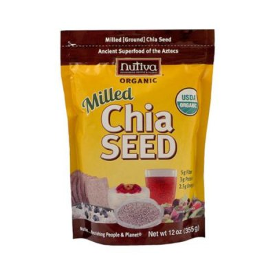 Chia, Milled Seeds
