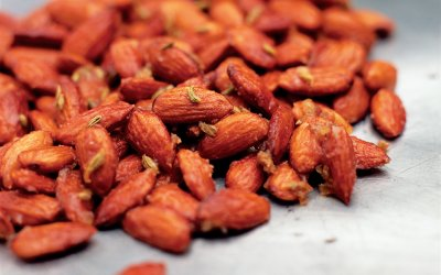 Almonds, Whole Natural, Unsalted
