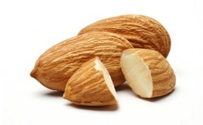 Almonds, Whole, Raw