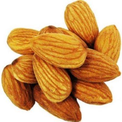 Raw & Shelled Almonds