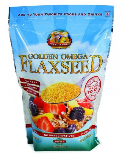 True Cold Milled Golden Flaxseed